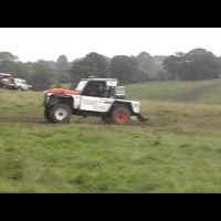 Enduro 2 Day Comp @ Stone, Car No. 999 Dave Hooper