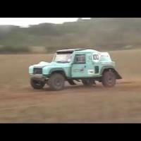 Enduro Comp Rd 5 @ Stone 2nd day.Car 100 Steve Strutt, 20-09-15